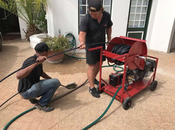 Drain Jetting | Pipe Relining Cape Town