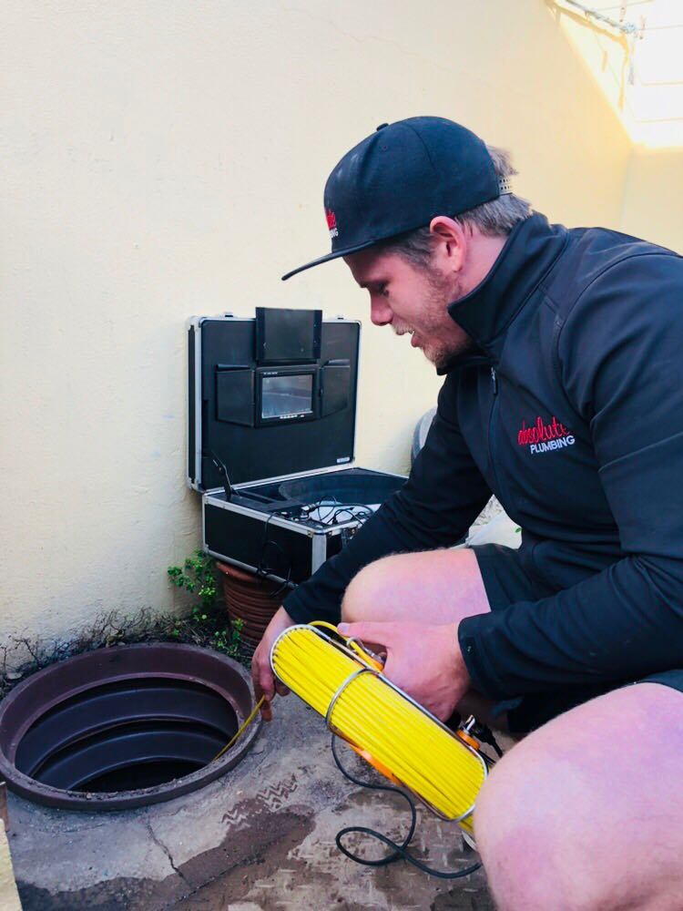 Camera Inspection | Pipe Relining Cape Town